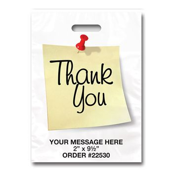 Full Color Stock Design - Thank You 12