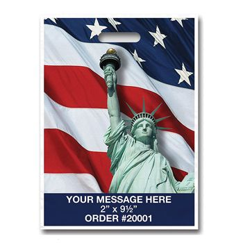 Full Color Stock Design - Patriotic 1