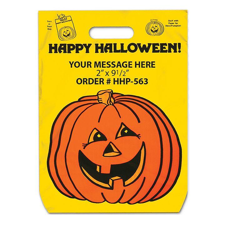 Halloween Bags - Happy Halloween -