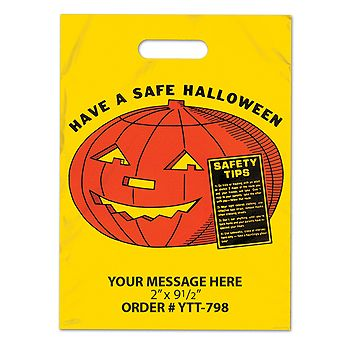Halloween Bags - Have a Safe Halloween