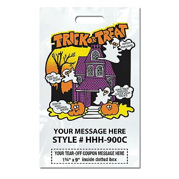 Coupon Halloween Bags - Trick Or Treat
