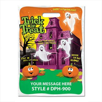 Full Color Trick Or Treat