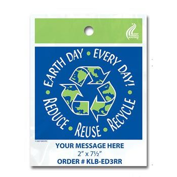 Stock Designs  LitterBags - Earth Day