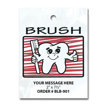 Stock Designs Litterbags - Brush