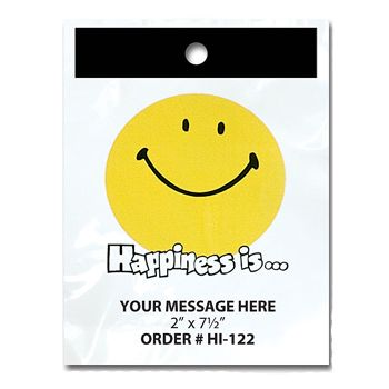 Stock Designs Litterbags - Happiness Is - thumbnail view