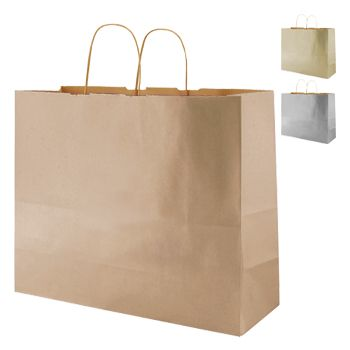 Precious Metals Shopping Bags