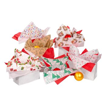 Season's Greetings Tissue Paper