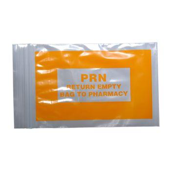 Orange PRN Bags