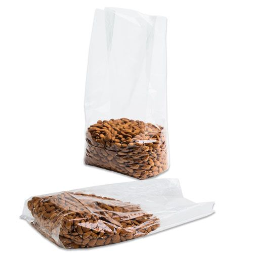 Polypropylene Gusset Bags - icon view