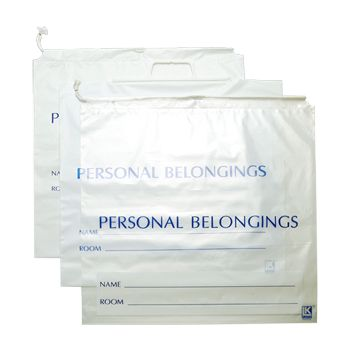 Personal Belongings Bags - detailed view