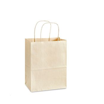 Oatmeal Shopping Bags