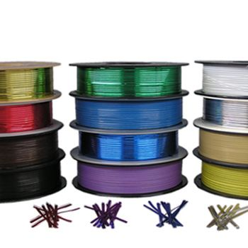 Twist-Tie Spools - Plastic/Paper - icon view