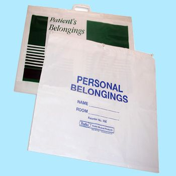 Stock Printed Valueable Bags