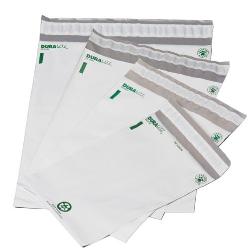 Tear-Proof DuraLite Polyethylene Mailers - detailed view