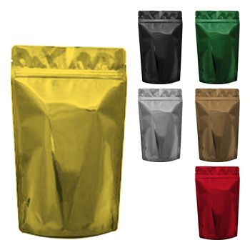 Metallized Stand Up Pouches