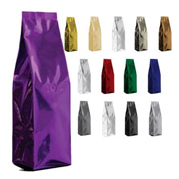 Foil Gusseted Bags