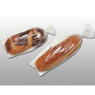 Polypropylene Micro-Perf Bread Bags - detailed view