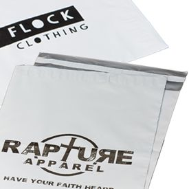 Imprinted Poly Mailers