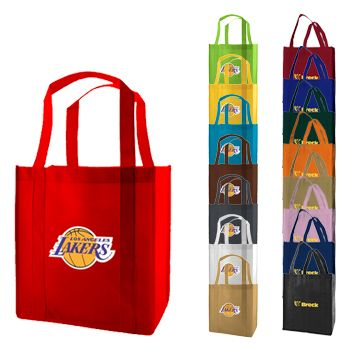 Imprinted Grocery Totes - icon view