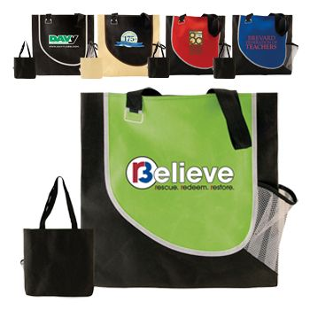 Imprinted Executive Totes