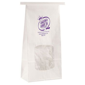 Imprinted Coffee Bags w/ Window
