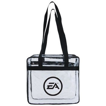 Imprinted Stadium Tote