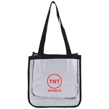 Imprinted Security Bag