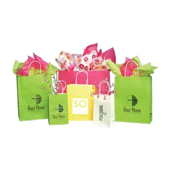 Tints Paper Shopping Bags