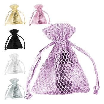 Fishnet Pouches