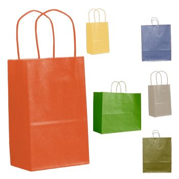Matte Tint Shopping Bags - thumbnail view