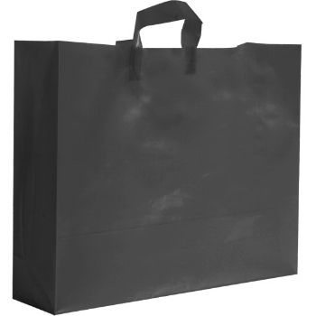 Frosted Soft Loop Shopper