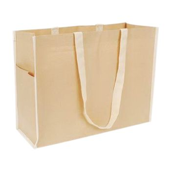 Paper Non Woven Totes - detailed view