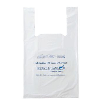 Imprinted T-Shirt Bags