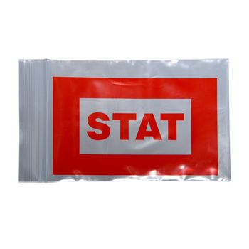 Red STAT Bags
