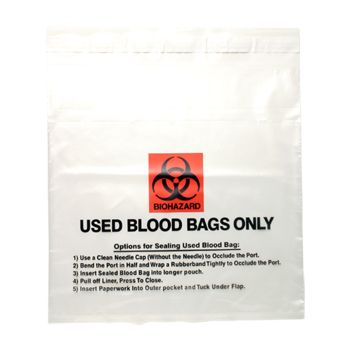 Blood Transport Bags