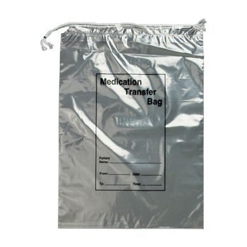 Medication Transfer Bags
