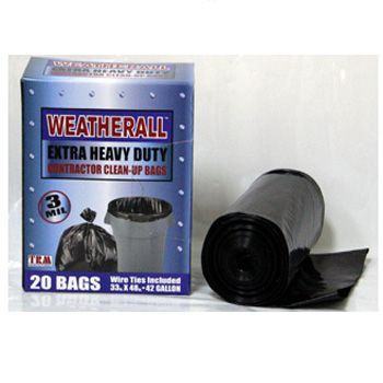 CL-15 Clean Up Bags