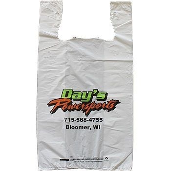 Personalized T-Shirt Bags - thumbnail view