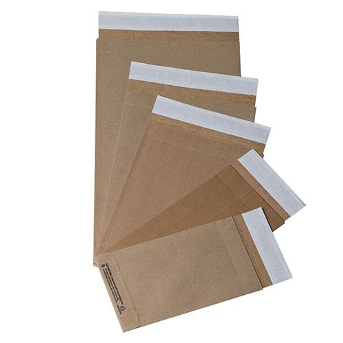 Eco-Natural (Peel & Seal) Mailers