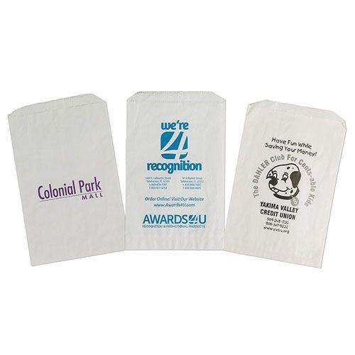 Imprinted Paper Merchandise Bags