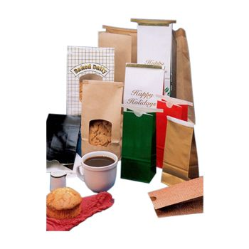 Poly Liner Tin Tie Coffee Bags