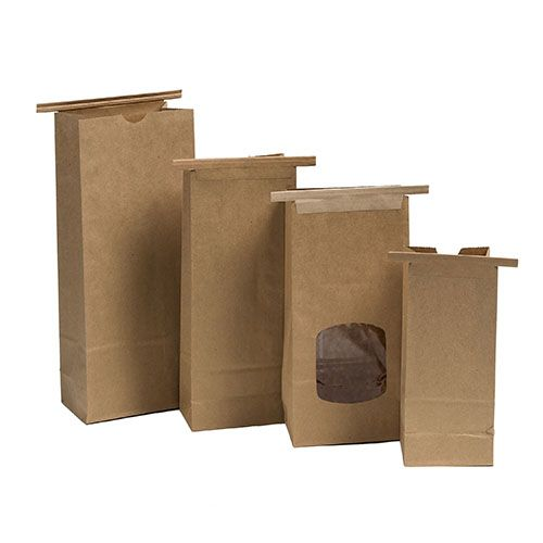 PLA Lined Coffee Bags