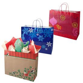 Holiday & Collection Shopping Bags