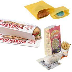 Fast Food Bags