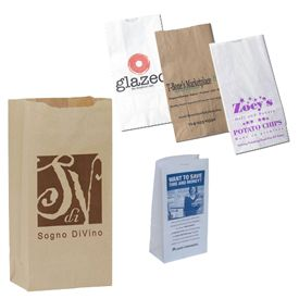 Custom Grocery & Lunch Bags