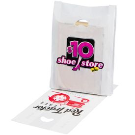Custom Grocery & Merchandise Bags