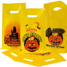 Custom Custom Halloween Bags - As low as $.10