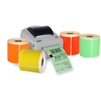 Custom Thermal Transfer Labels