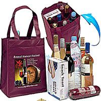 Custom Wine Bags & Collections