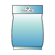 Custom Flat Polypropylene Bags